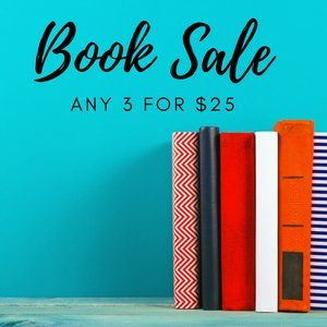 Other - Book Sale!!!!!